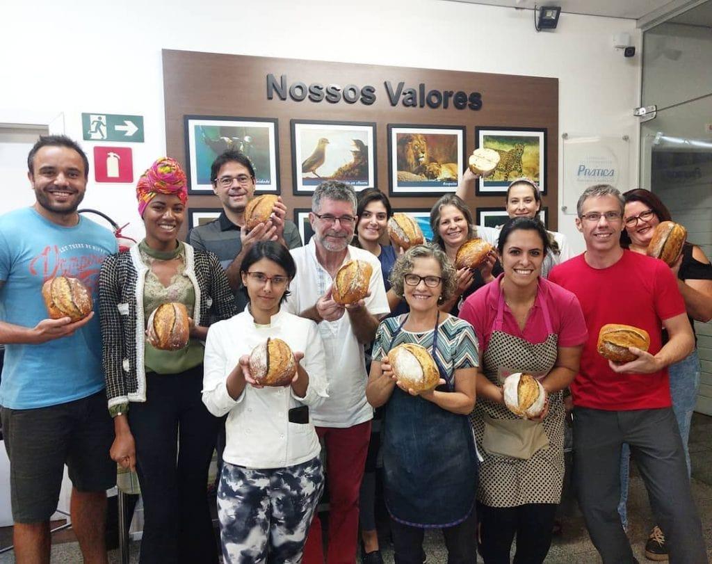Curso de Pães em Belo Horizonte