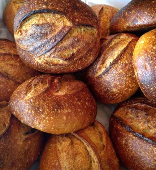 Beagá Sourdough