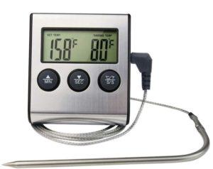 Termometro de sonda para panificação