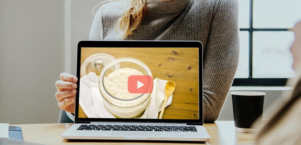 Curso de pão - Home Baker - Online