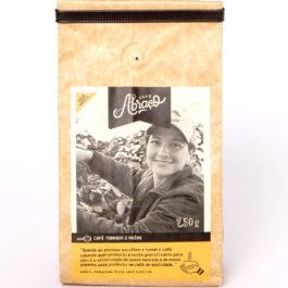 Café Abraço – (produtora Paula) – 100% arábica – 250 gramas – Moído