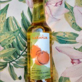 Licor artesanal de laranja com Café Porteira Verde – 275 ml (Lançamento)