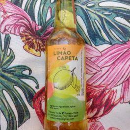 Licor artesanal de limão capeta Porteira Verde – 275 ml