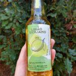 Licor artesanal de limão siciliano Porteira Verde – 275 ml