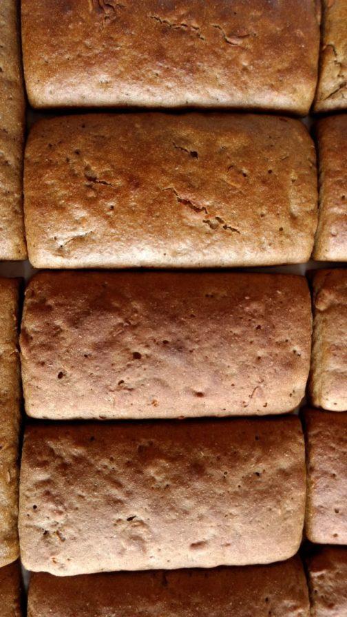 Pão de Centeio com Kummel