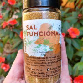 Sal funcional Porteira verde – 65 gramas