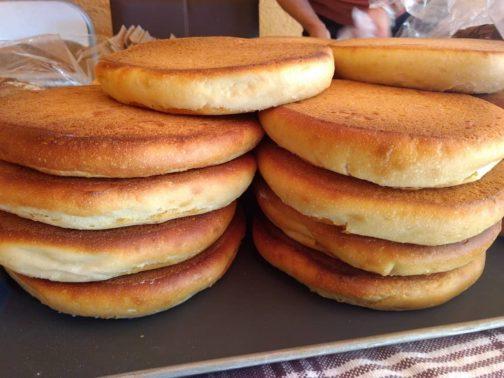 Bolo de Caco - Pão português de batata doce