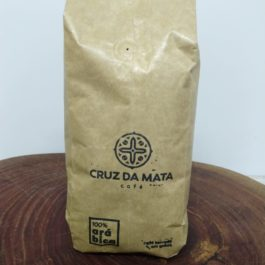Cafe 100% arábica em grãos - Cruz da Mata - 500 gramas