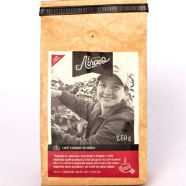 Café Abraço – (produtora Paula) – 100% arábica – 250 gramas – Em grãos