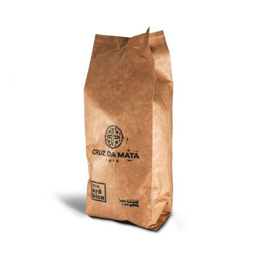 Café Cruz da Mata 100% Arábica em Grãos