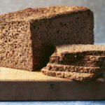 Pão de Centeio com castanha de caju (300 g.)