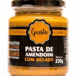 Pasta de amendoim com melado – Gusto – 230g