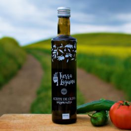 Azeite Espanhol de Oliva Extra Virgem Tierra Laguna – Arbequina (500 ml) – Safra 2020/21