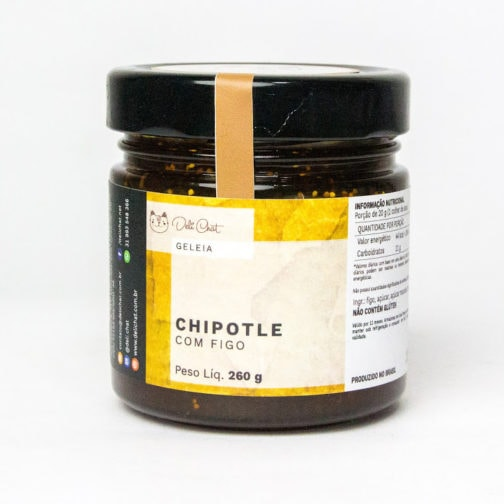 Geléia de Chipotle