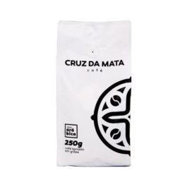 Café Cruz da Mata (100% arábica) – 250 gramas – Em grãos