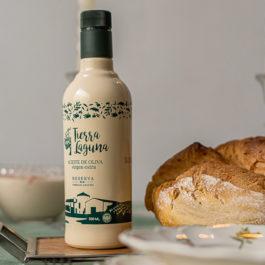 Azeite Espanhol de Oliva Extra Virgem Tierra Laguna Reserva – Picual (500 ml) – Safra 2020/21