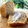 Pão infantil de batata doce