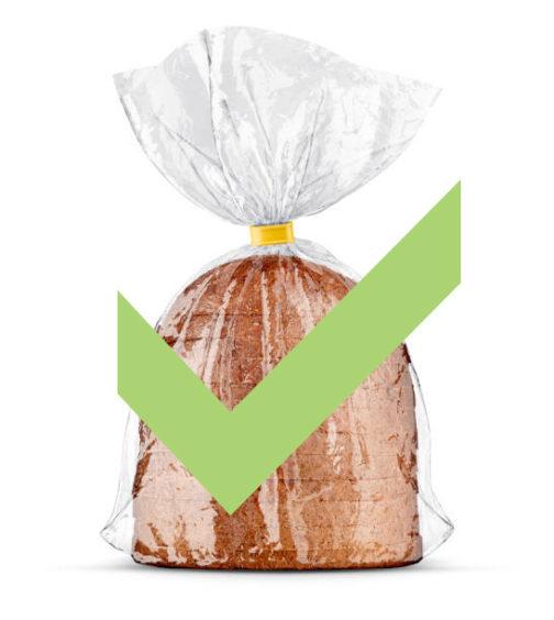 Quero que embale meus pães COM plástico 2