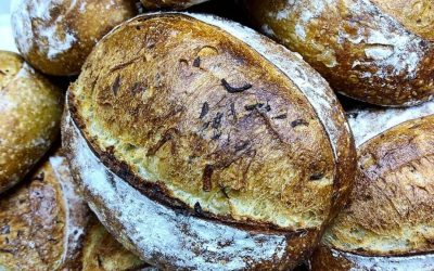 Pão de Fermentação Natural em BH